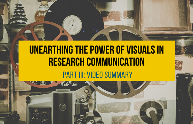 How to use video summaries
